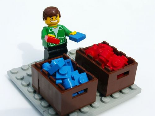 sorting-lego